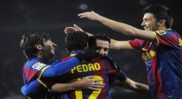 Bộ ba 'MVP' vươn tới mốc 70 bàn cho Barca