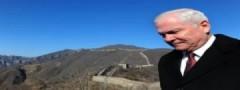 Bộ trưởng Mỹ thăm công trình phòng thủ Trung Quốc