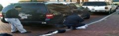 Bom nổ tại hai tòa nhà chính phủ Mỹ
