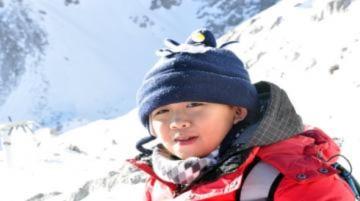 Cậu bé Việt Nam 9 tuổi thám hiểm Nam Cực