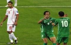 Cầu thủ Iraq hốt bạc chỉ nhờ một trận thắng