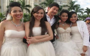'Cô dâu đại chiến' - bữa tiệc nhan sắc mùa phim Tết