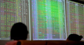 Cổ phiếu lớn tiếp tục đẩy Vn-Index tăng mạnh