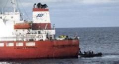 Cướp biển Somalia dọa giết sạch con tin Hàn Quốc