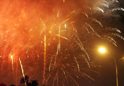 Dân Sài Gòn thất vọng với màn pháo hoa chào năm mới