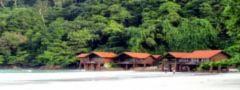 Đảo Pangkor yên tĩnh, thanh bình