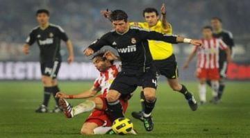 Đội cuối bảng dũng cảm cầm chân Real Madrid