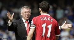 Ferguson: Ryan Giggs có thể thi đấu đến 40 tuổi