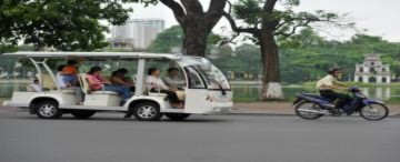 Hà Nội đón 1,7 triệu khách quốc tế trong Năm du lịch quốc gia