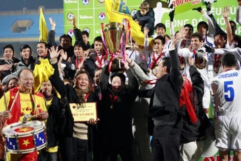 Hà Nội T&T giành Siêu Cup sau trận chung kết nghẹt thở