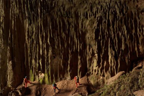 Hang động kỳ vĩ tại Việt Nam trên ảnh - Tin180.com (Ảnh 11)