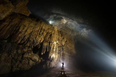 Hang động kỳ vĩ tại Việt Nam trên ảnh - Tin180.com (Ảnh 4)