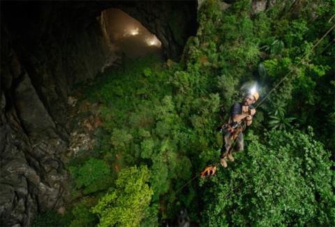 Hang động kỳ vĩ tại Việt Nam trên ảnh - Tin180.com (Ảnh 8)
