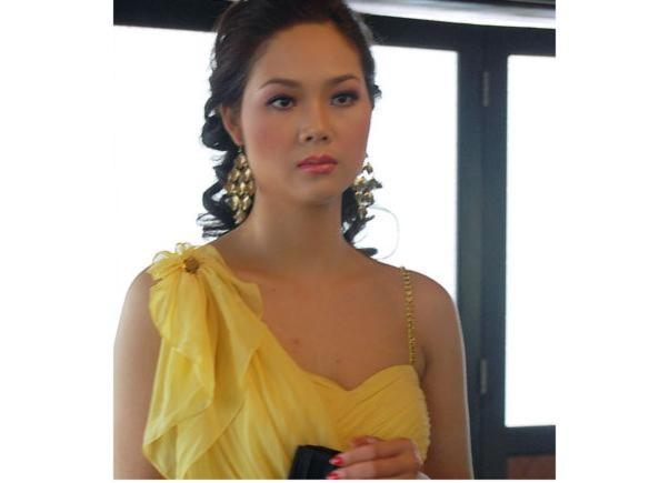 Hoa hậu Mai Phương lần đầu làm người mẫu