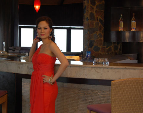 Hoa hậu Mai Phương
