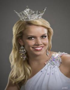 Hoa hậu trẻ nhất lịch sử Mỹ