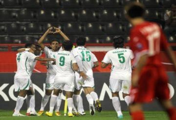 Iraq hạ Bắc Triều Tiên để đi tiếp ở Asian Cup