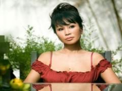 Khánh Hà về quê ăn Tết và hát ở Hà Nội