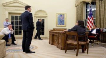 Khoảnh khắc ấn tượng của Obama năm 2010