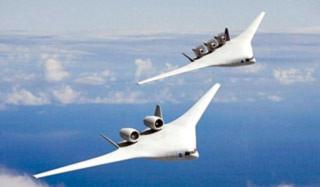 Máy bay của tương lai