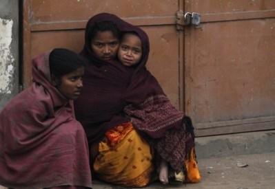 Ấn Độ: Gần 100 người chết vì giá rét