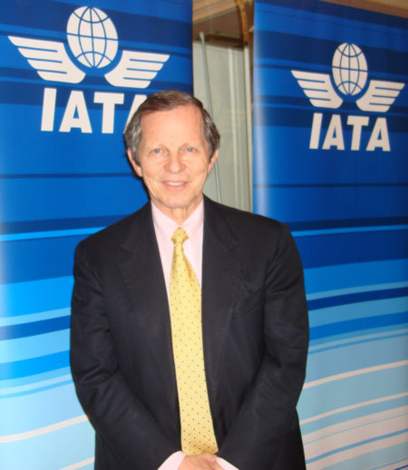 """""""Năm 2011, vận tải hàng không thế giới sẽ chững lại"""""""