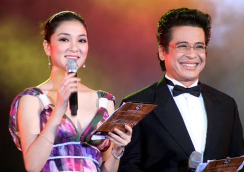 Nguyễn Thị Huyền - Thanh Bạch trong đêm nhạc Singer's day.