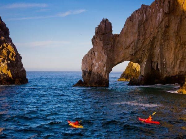 Hình ảnh đầy thơ mộng và yên bình ở bán đào Baja California, Mexico - Ảnh: Ralph Lee Hopkins.