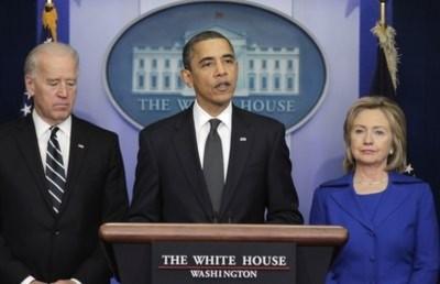 """Obama và cuộc """"thay máu"""" Nhà Trắng"""