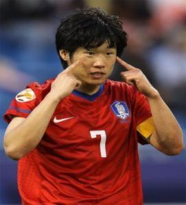 Park Ji-sung giã từ tuyển Hàn Quốc