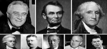 Roosevelt được chọn là tổng thống tốt nhất lịch sử Mỹ