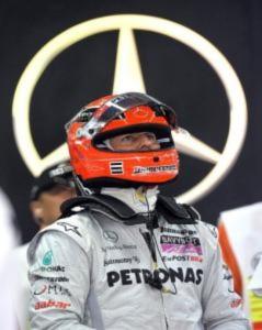 Schumacher quyết đổi vận ở F1 mùa mới