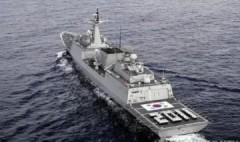 Tàu chiến Hàn Quốc truy lùng hải tặc