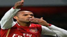 Thierry Henry trở lại Arsenal