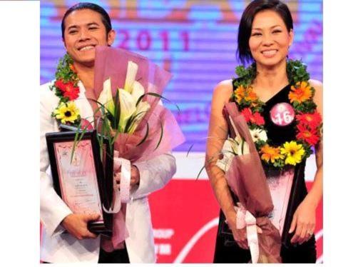 Thu Minh, Kasim nhận 'đúp' giải giọng ca vàng Asean