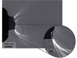 Thủy tinh bền như kim loại nhờ nguyên tố paladi