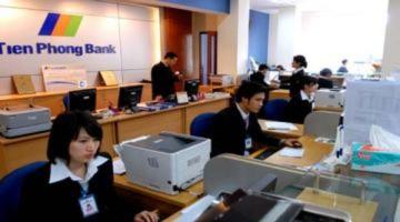 'Tienphong Bank mục tiêu lợi nhuận tăng gấp 3′