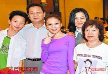 Trương Thiều Hàm bị nói 'xúi' bạn gây gổ với bố mẹ
