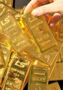 Vàng quốc tế