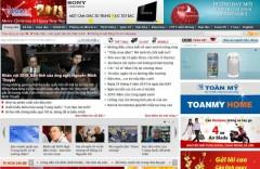 VietNamNet tiếp tục bị tin tặc tấn công gây tắc nghẽn