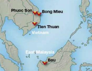 Olympus Pacific hiện chủ yếu hoạt động tại khu vực Đông Nam Á.