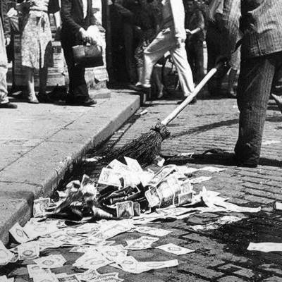 5 thảm kịch siêu lạm phát tồi tệ nhất trong lịch sử nhân loại