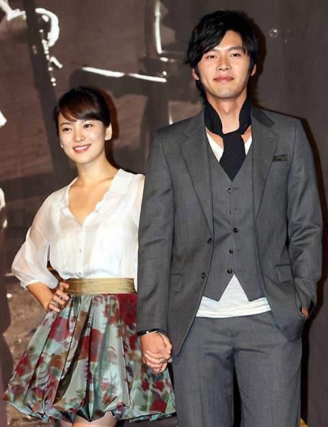 Những cặp sao bén duyên trên phim trường, Phim, Huyn Bin,Song Hye Kyo,my nhan hoa ngu,sao hoa ngu,chuyen tinh sao,hau truong,mat sau canh ga