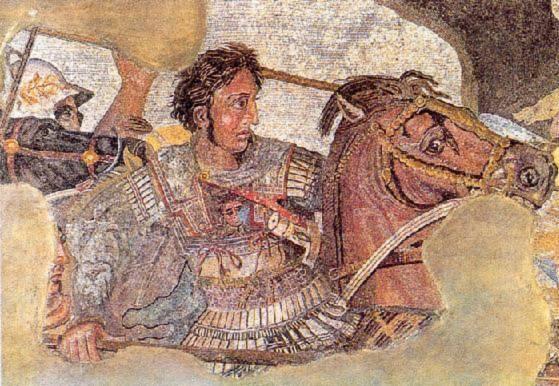 Ba điều ước cuối cùng của Alexander Đại đế
