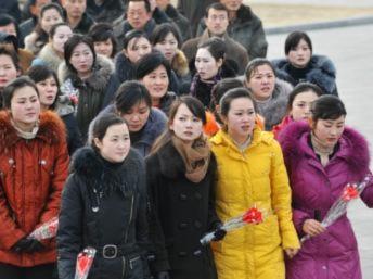 Biểu tình vì đói tại Bắc Triều Tiên