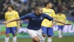 Brazil thêm một lần đau ở Pháp