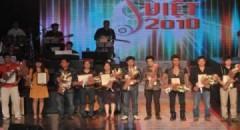 Ca sĩ nồng nàn trong chung kết Bài hát Việt 2010