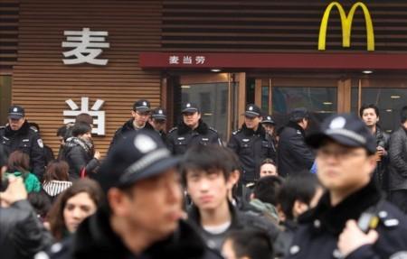 """""""Cách mạng Hoa Lài"""" lan sang Trung Quốc?"""