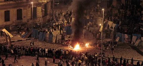 Bạo loạn tại Cairo