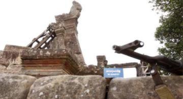 Campuchia: 'Chiến tranh với Thái sẽ kéo dài'